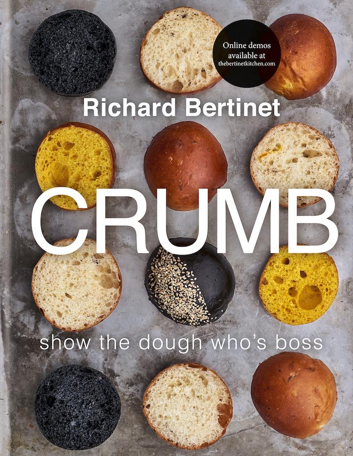 Book tip February 2019: Crumb by Richard Bertinet