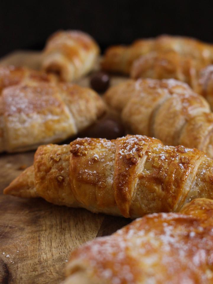 Malteser croissants