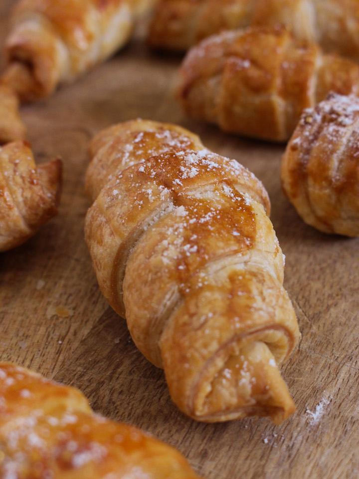 Malteser croissants (croisstesers)